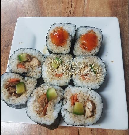 Kim's Sunshine Sushi