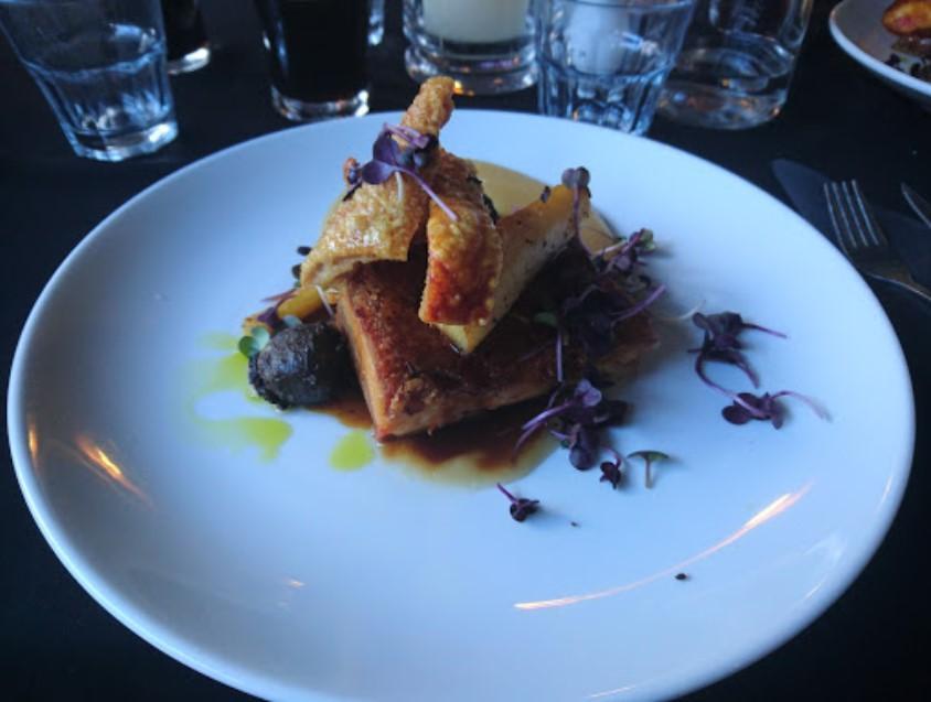 Mole & Chicken Restaurant Cafe & Bar