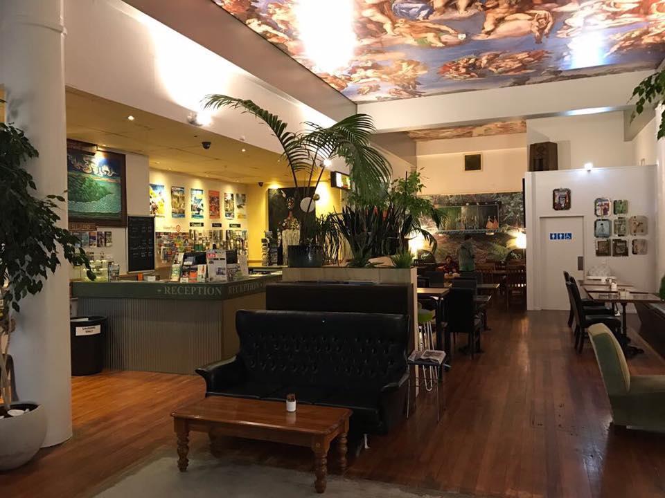 Tuatara Cafe