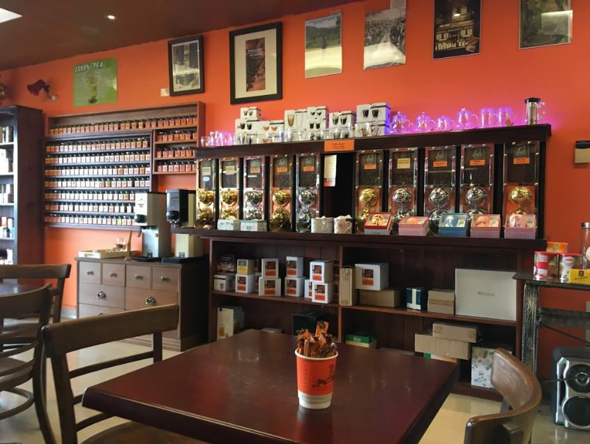 Coffee and Tea Lovers - Botany