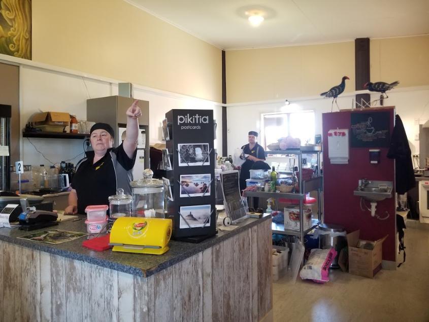 Lignite Pit Cafe