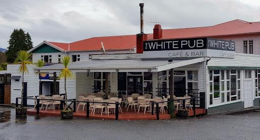 The White Pub Cafe & Bar