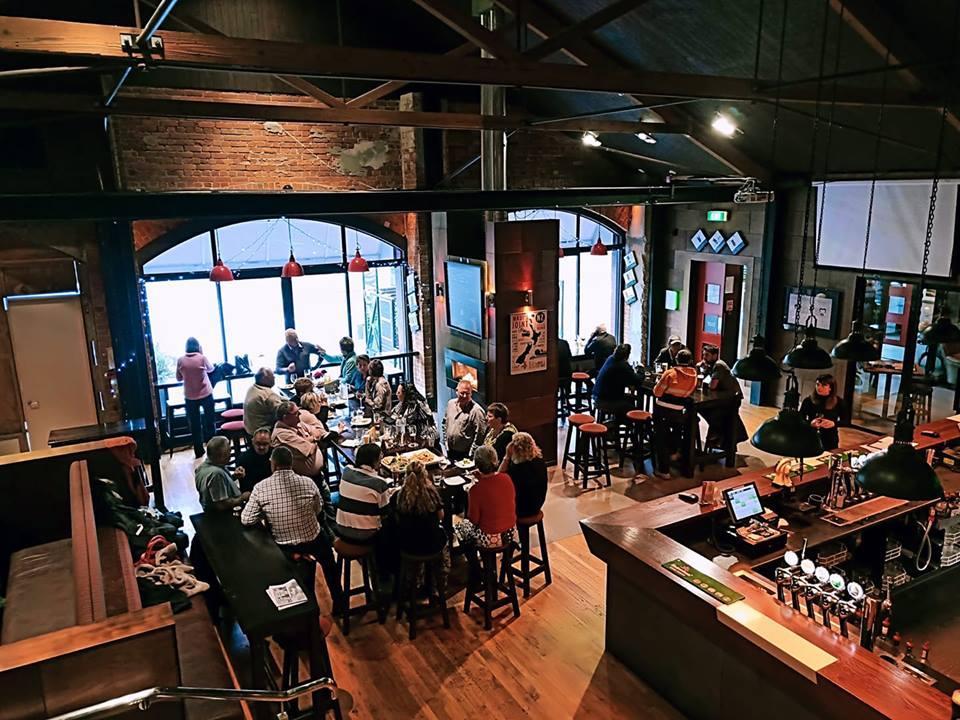 Braided Rivers Restaurant + Bar