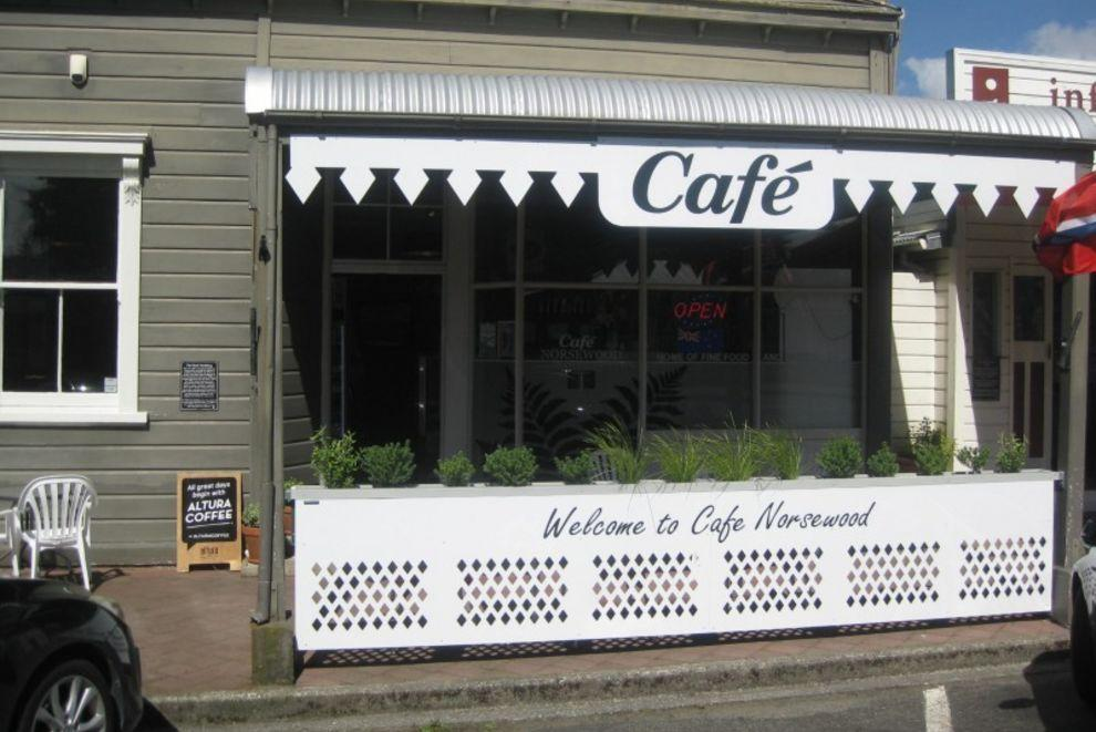 Cafe Norsewood