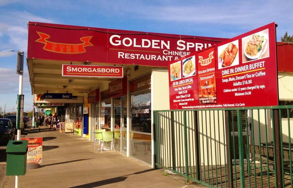 Golden Spring Chinese Restaurant