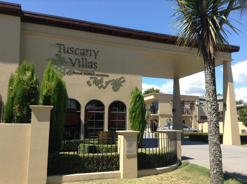 Tuscany Villas Motor Inn Rotorua