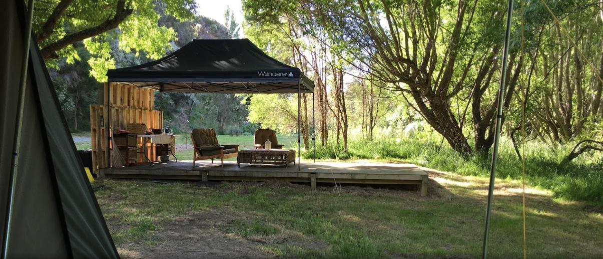 Waiwhenua Farm Stay and River Side Park