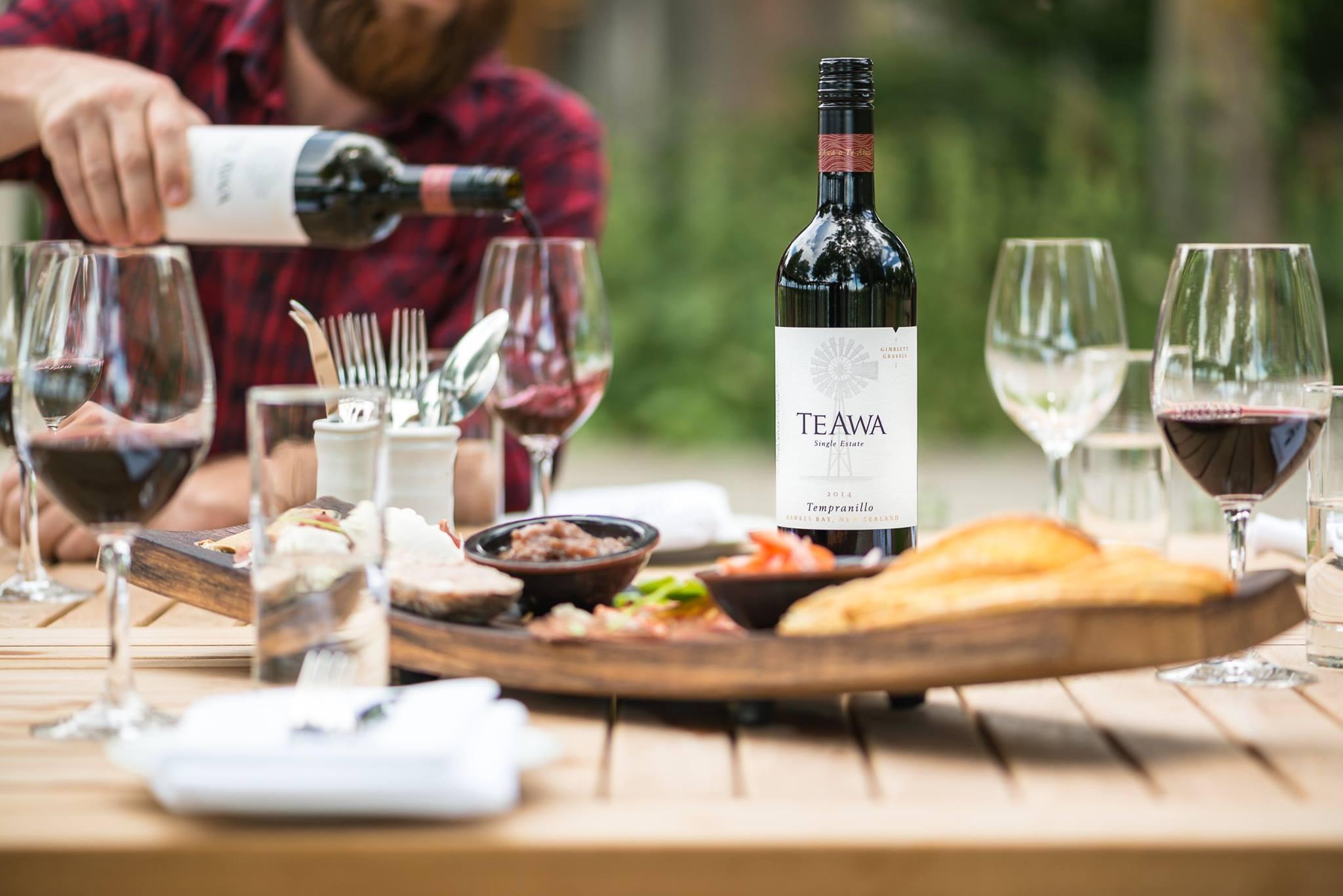 Te Awa Winery and Restaurant
