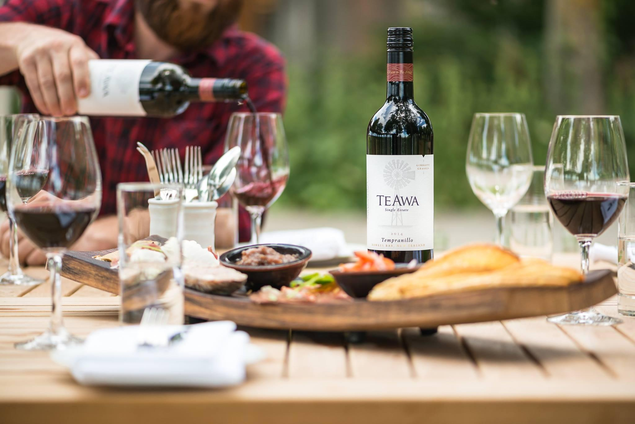 Te Awa Winery and Restaurant