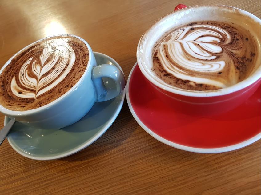 The Coffee Shop