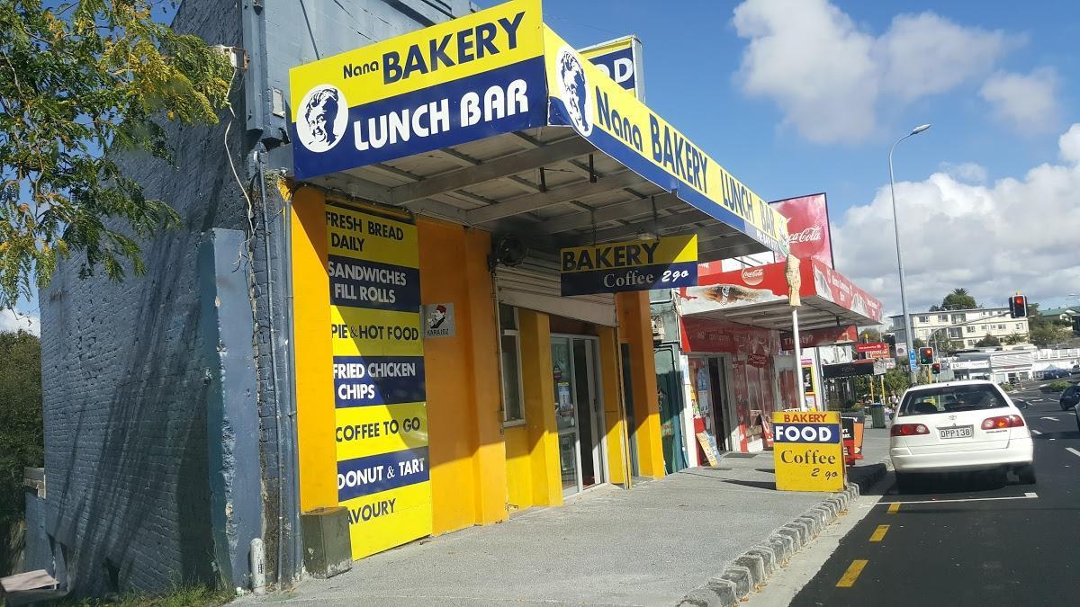 Nana's Bakery & Lunch