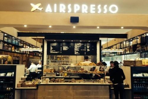 Airspresso Airport Cafe