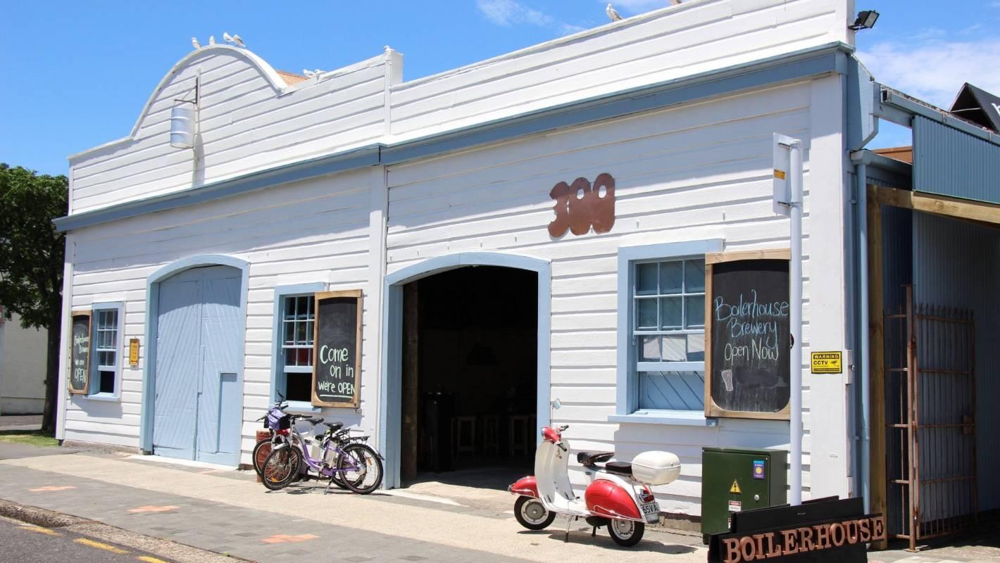 Boilerhouse Brewery