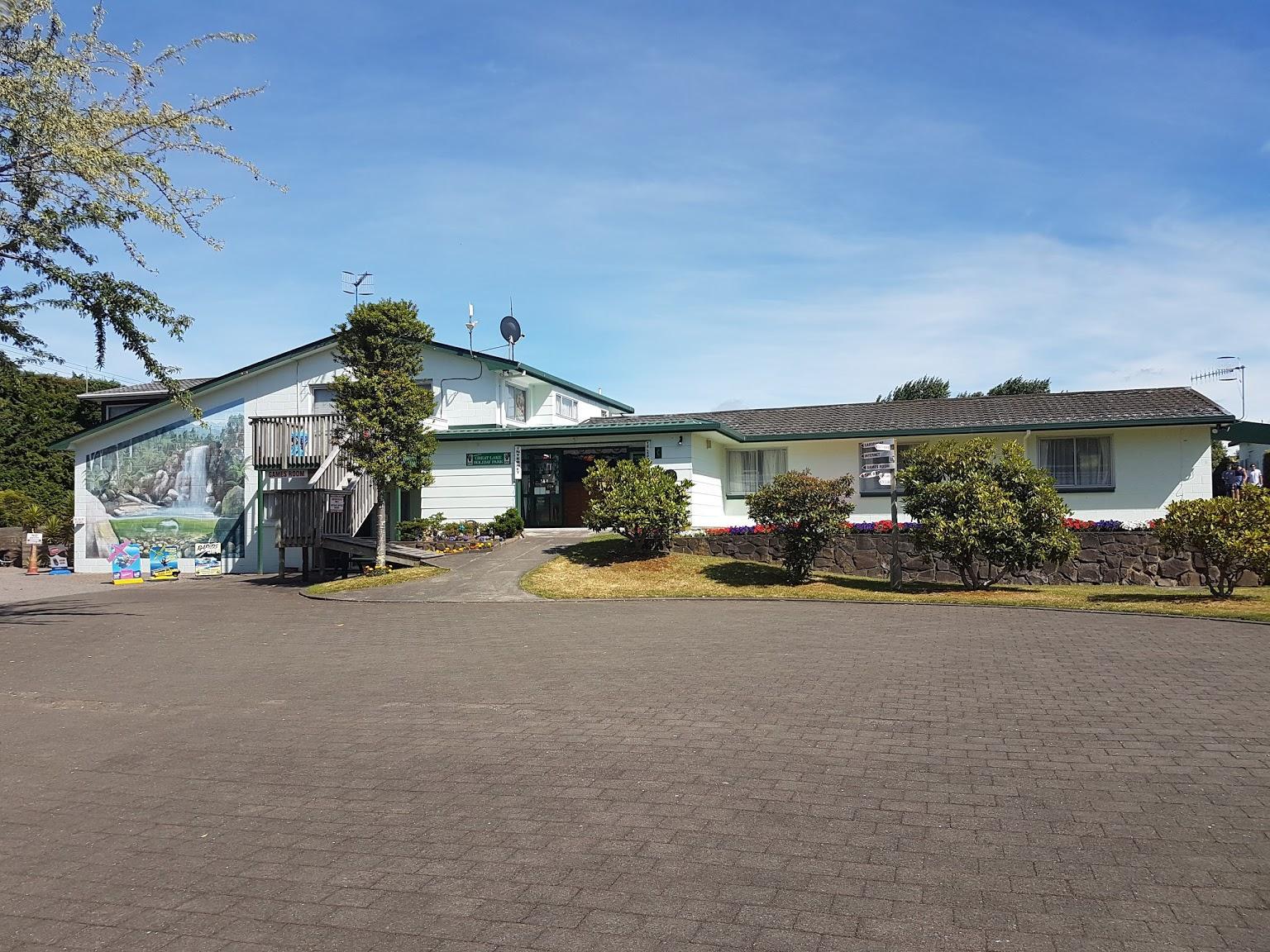 Great Lake Taupo Holiday Park