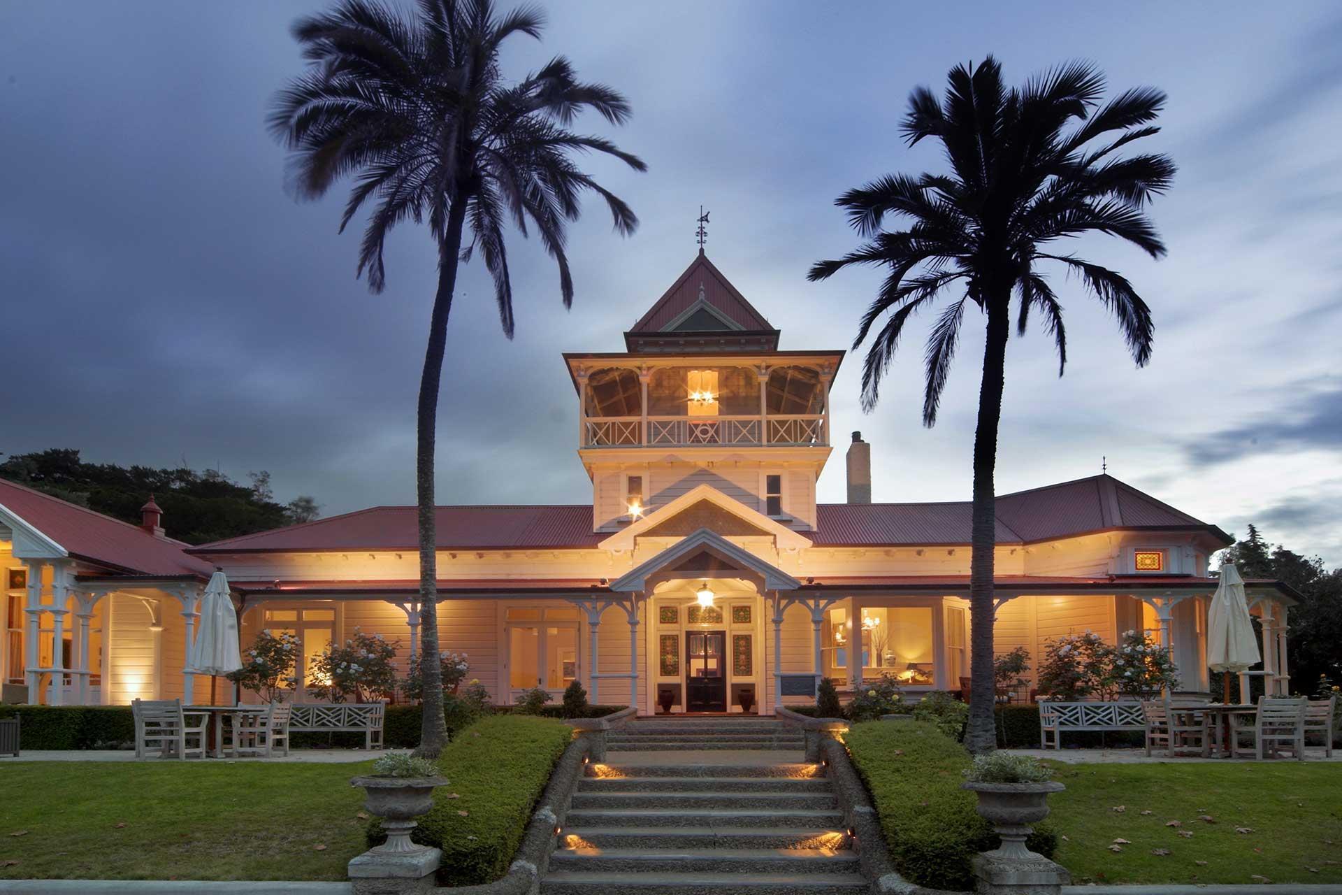 Greenhill Lodge