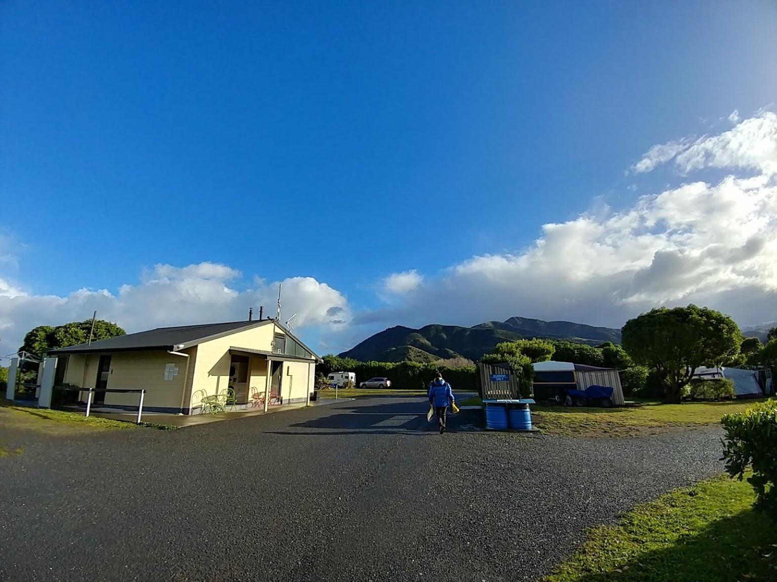 Kaikoura Peketa Beach Holiday Park