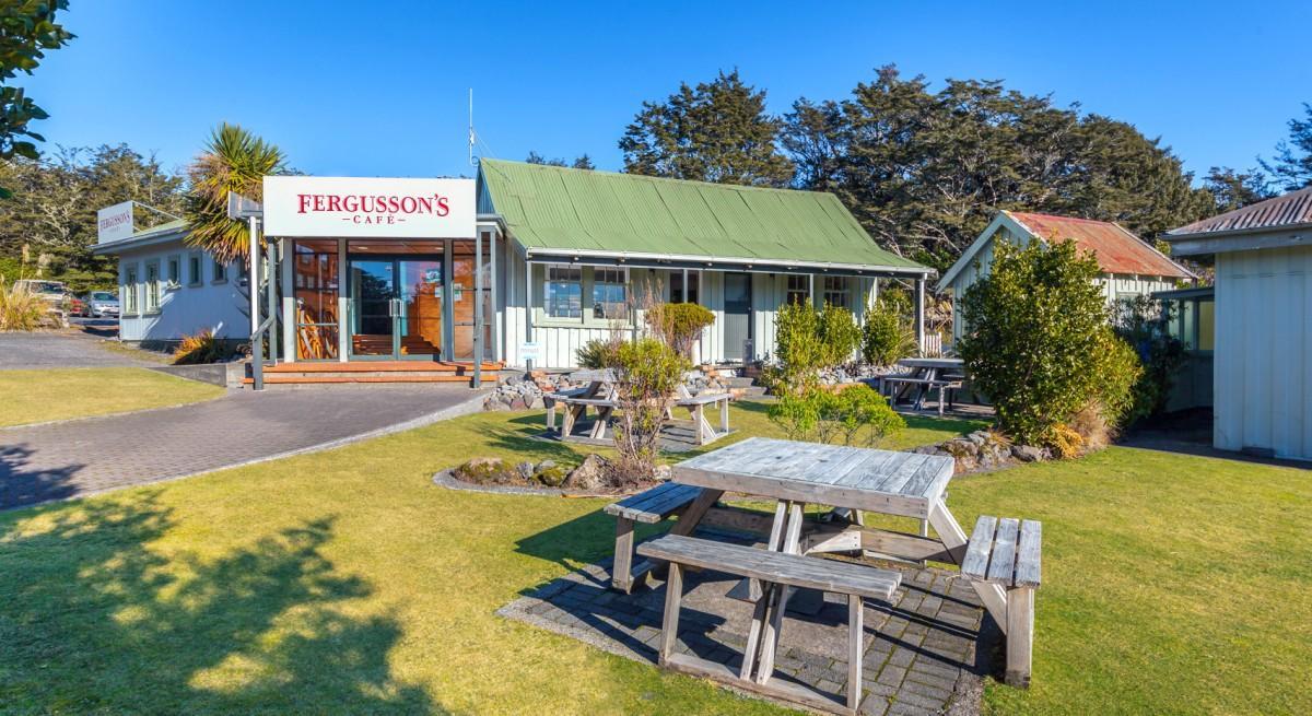 Fergusson's Cafe