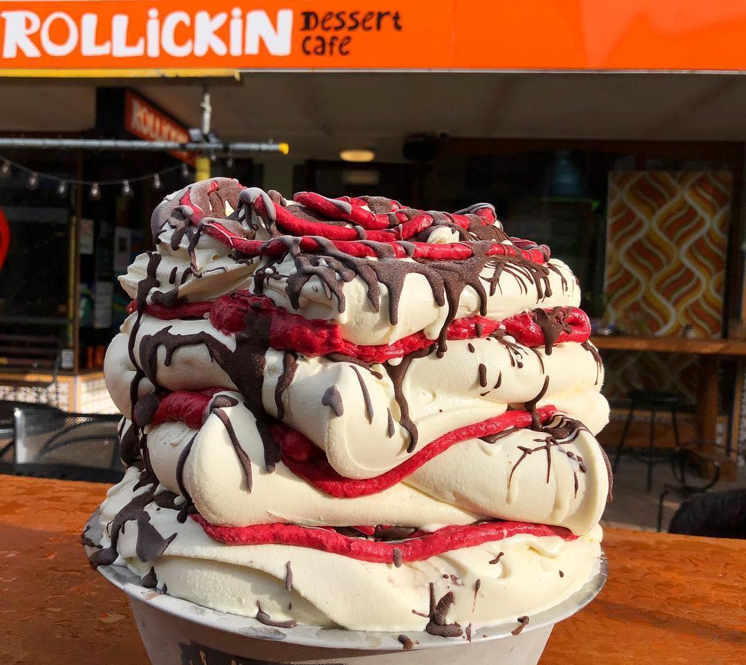 Rollickin Dessert Cafe