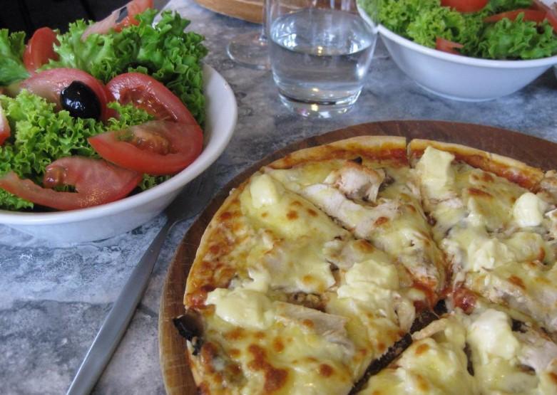 Ruffinos Pizza & Pasta