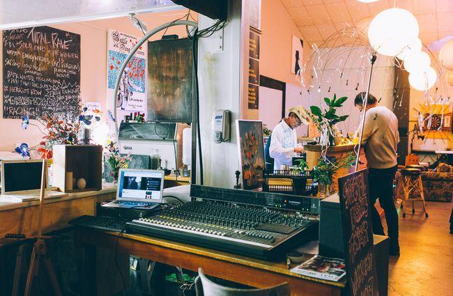 Lucky Bar + Kitchen