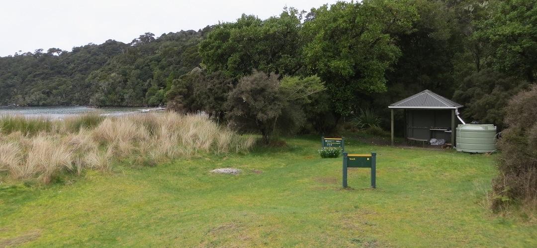 Maori Beach Campsite