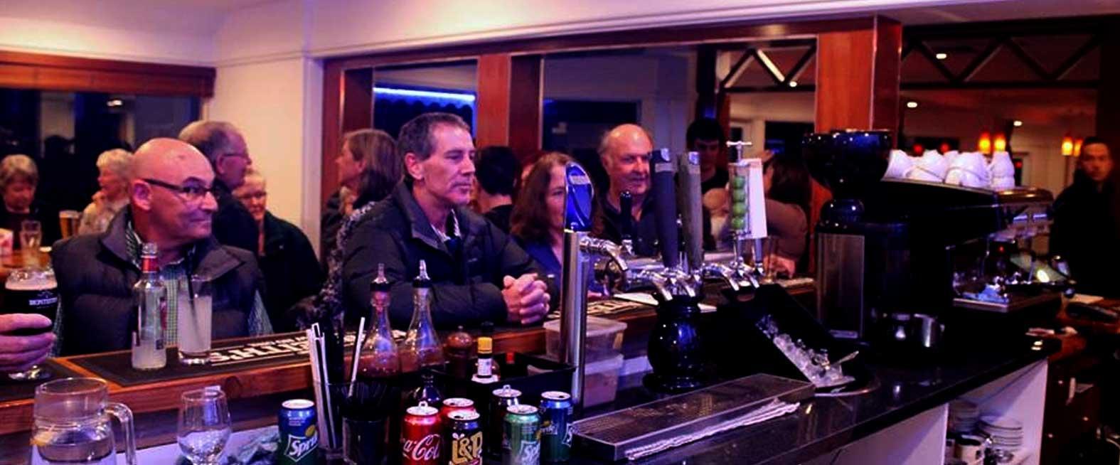 Drift Cafe, Restaurant & Bar, Napier