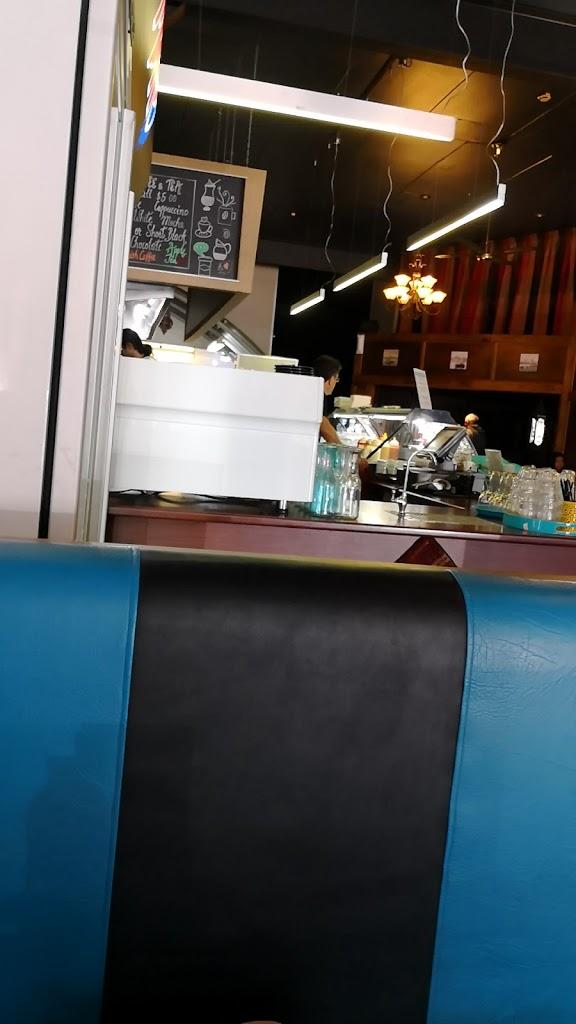 Cafe Turquoise