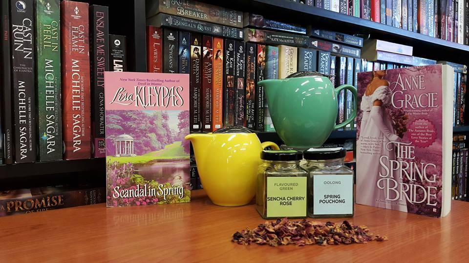 Chapter Book & Tea Shop
