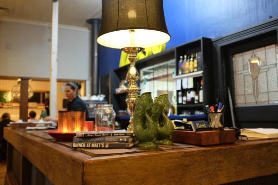 Zest Restaurant And Bar