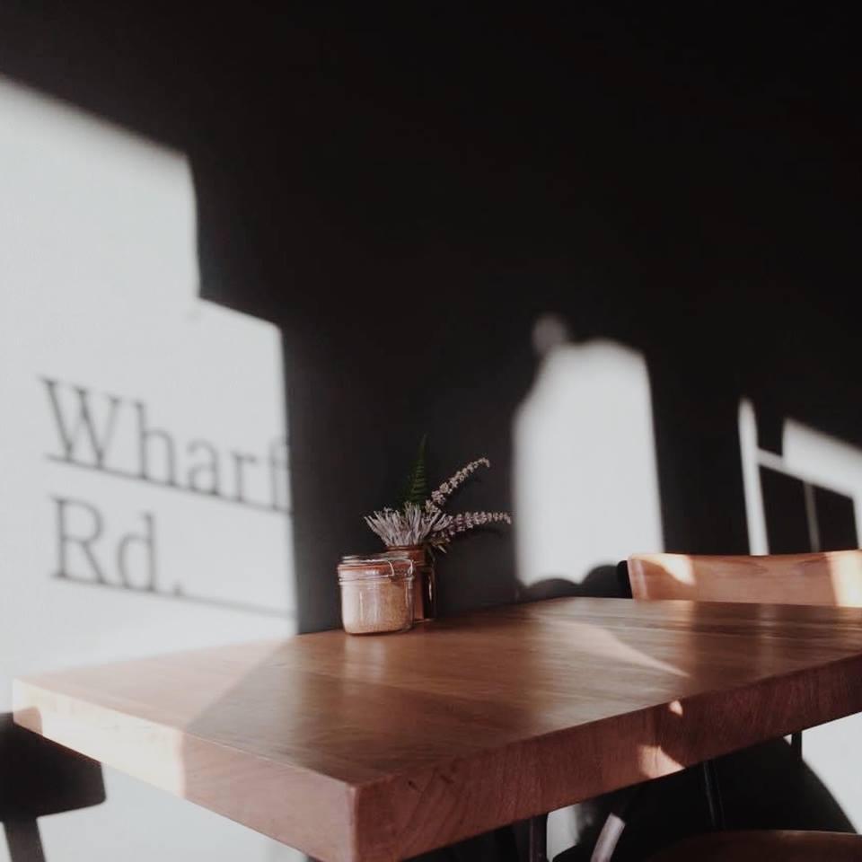 Wharf Road