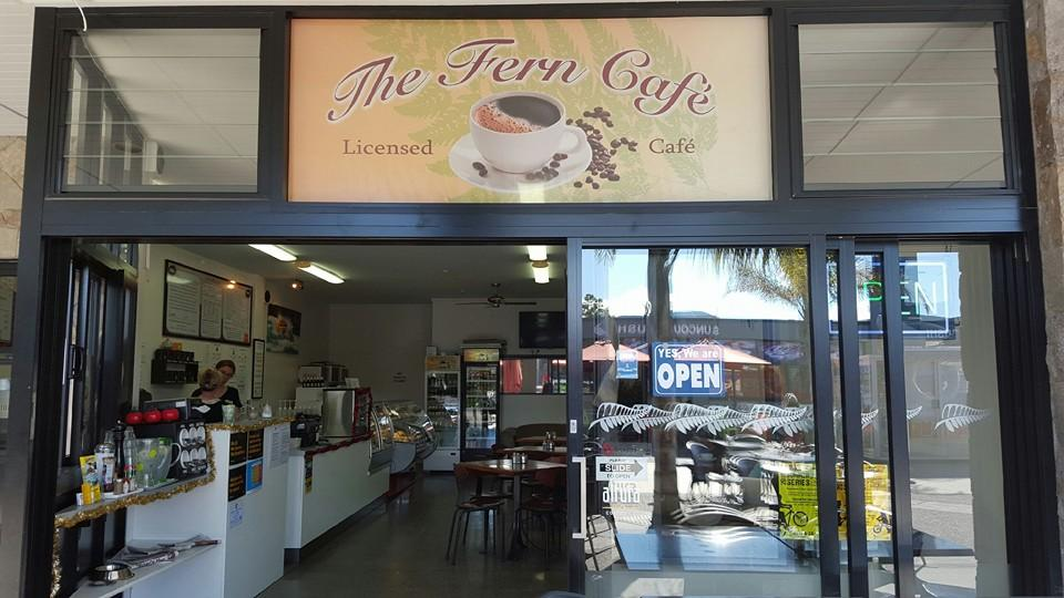 The Fern Cafe