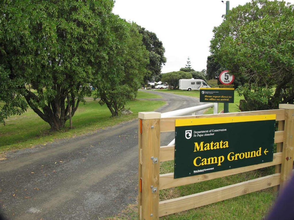 Matata DOC Camp