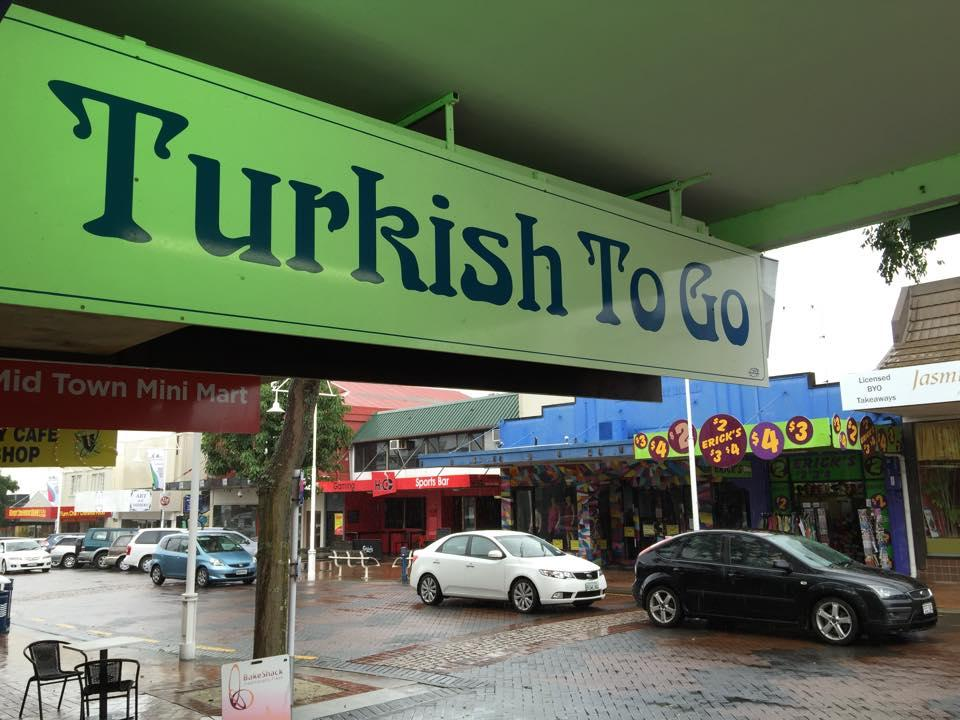 Turkish To Go