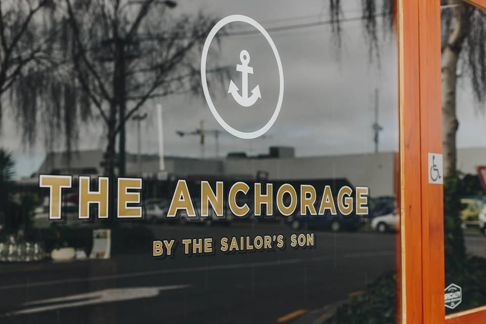 Anchorage Cafe