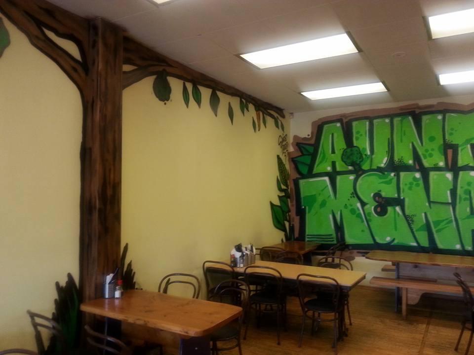 Aunty Mena's Vegetarian Restaurant & Cafe