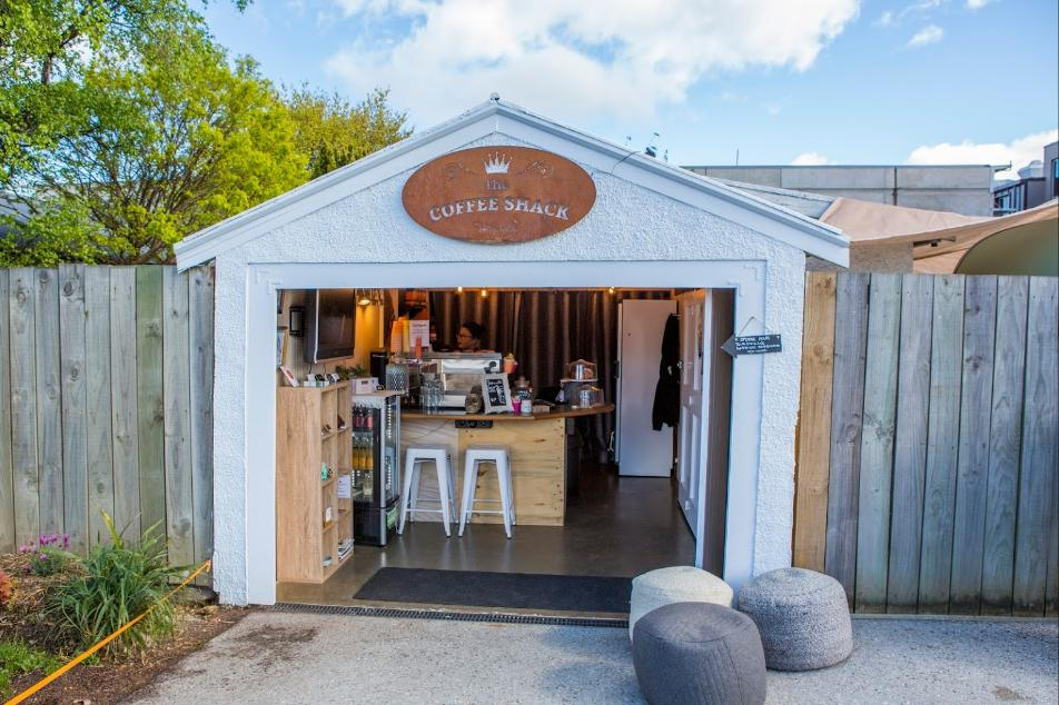 The Coffee Shack Wanaka