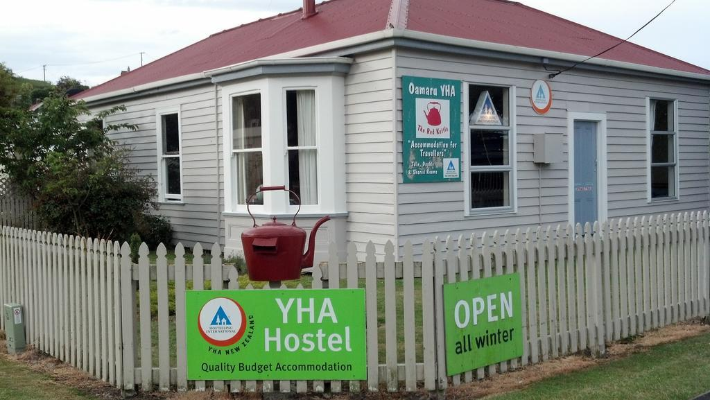 YHA Oamaru - Red Kettle