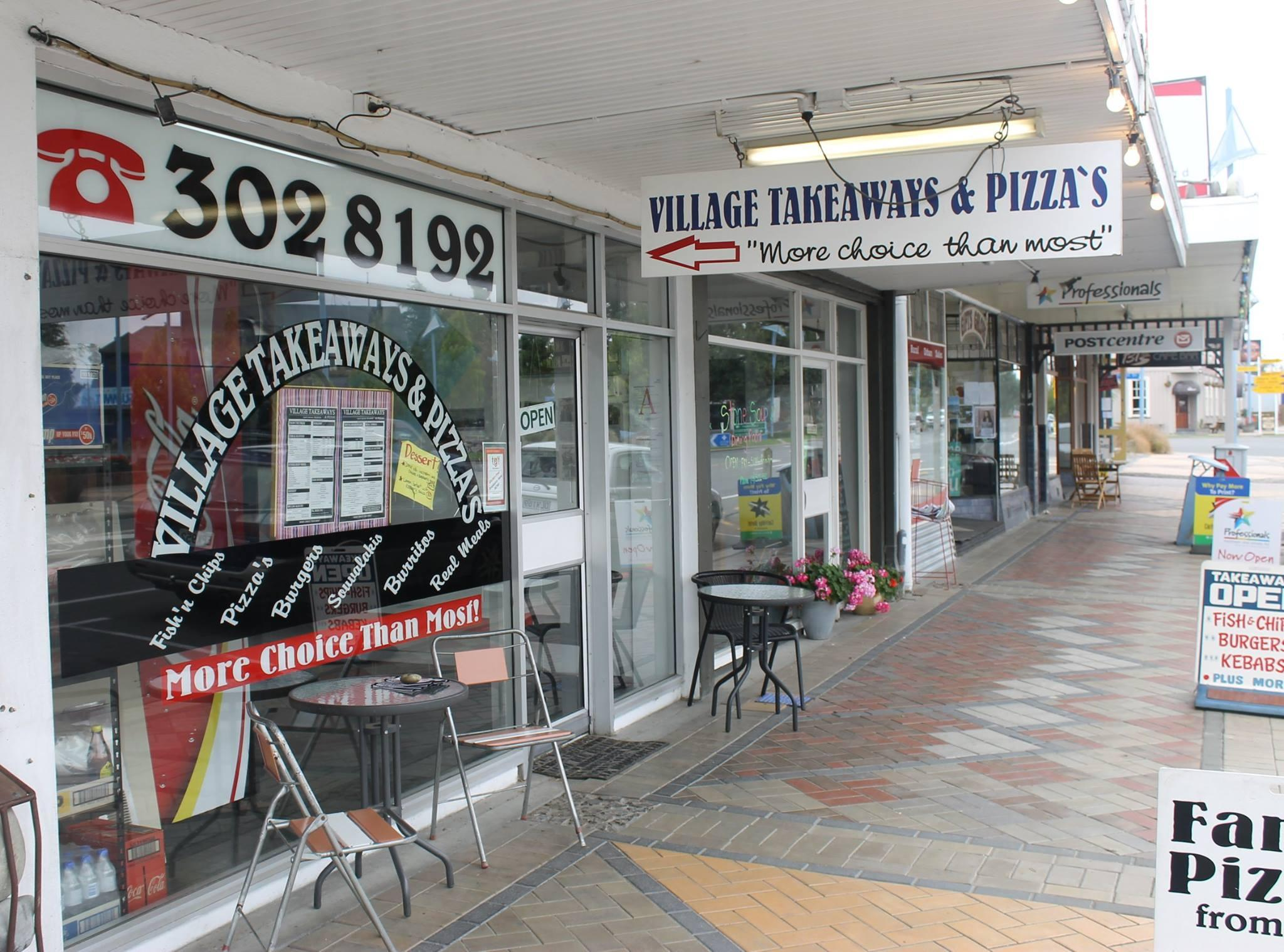 Village Takeaways and Pizza