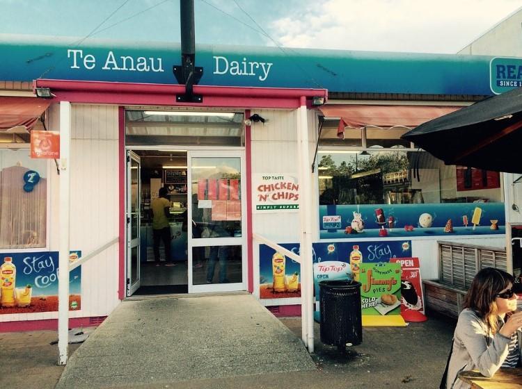 Te Anau Dairy