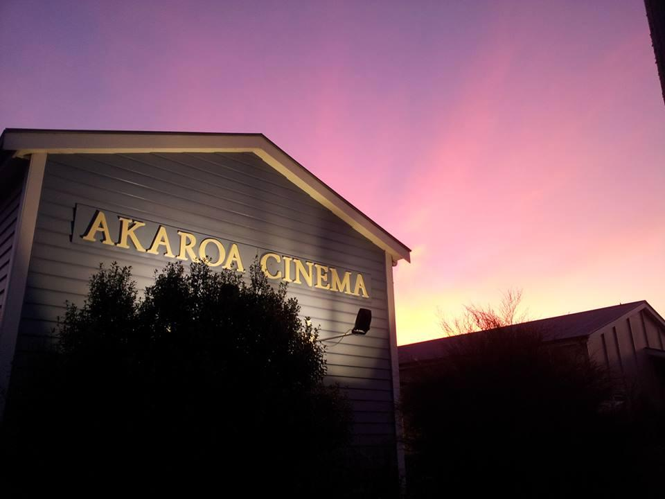 Akaroa Cinema - Ciné Café