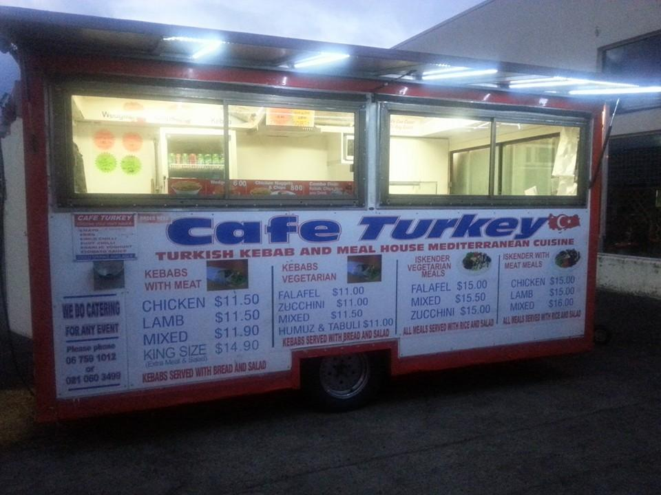 Cafe Turkey
