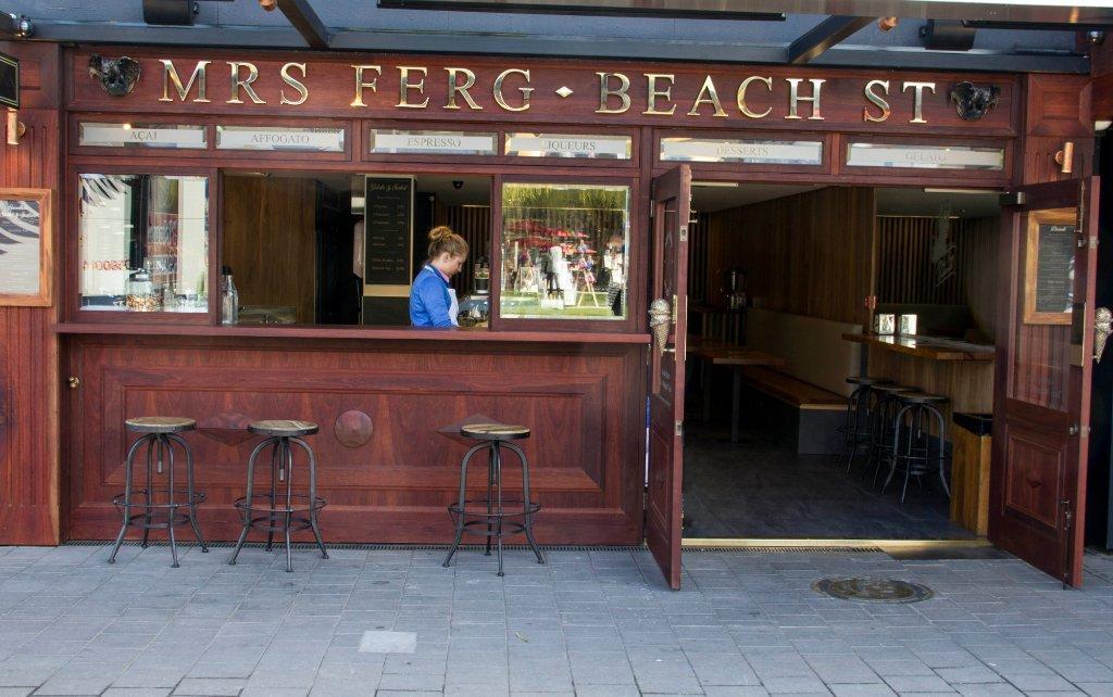 Mrs Ferg Beach Street