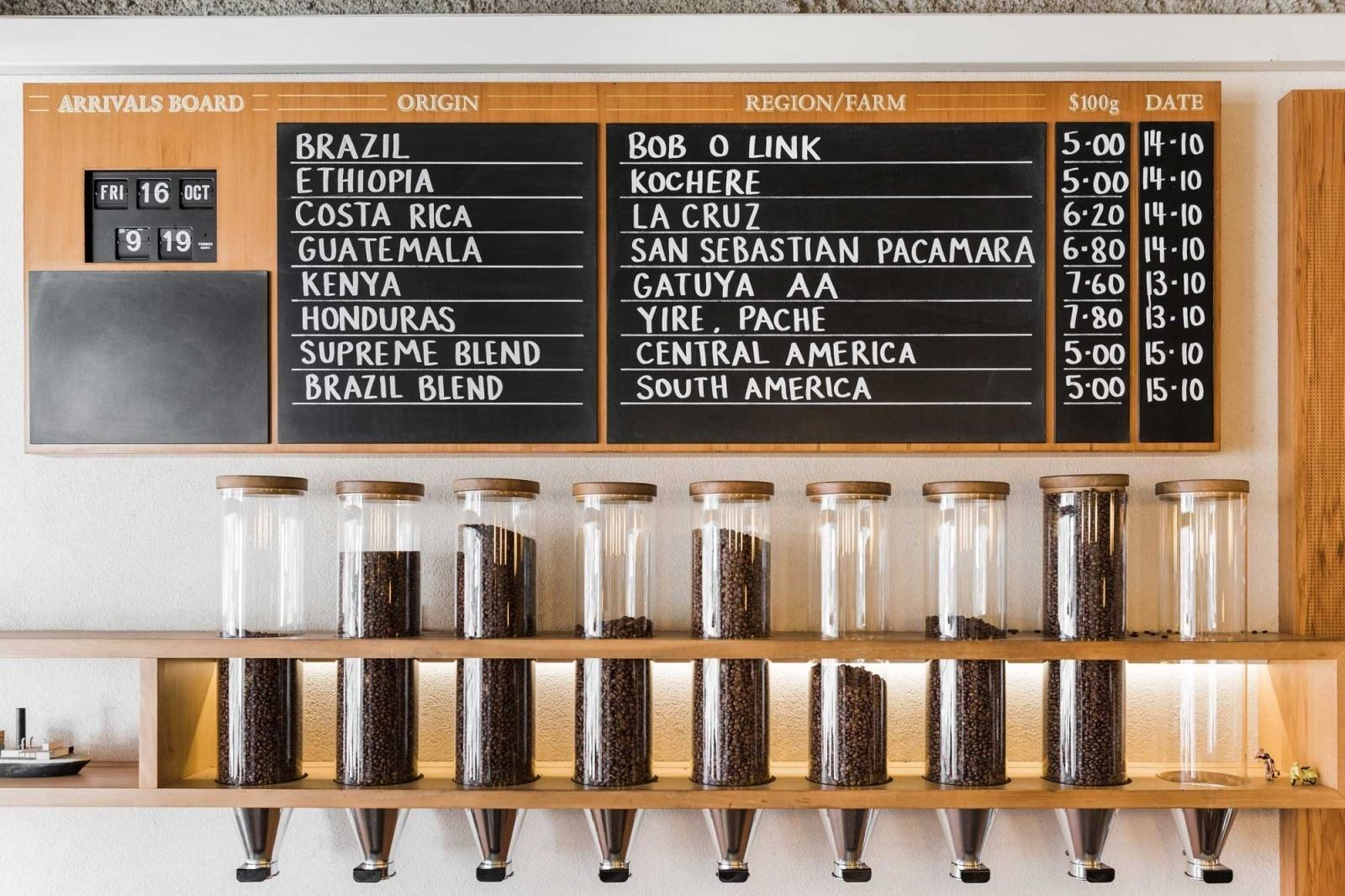 Customs Brew Bar