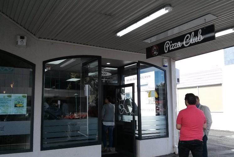 Pizza Club - Grey Street