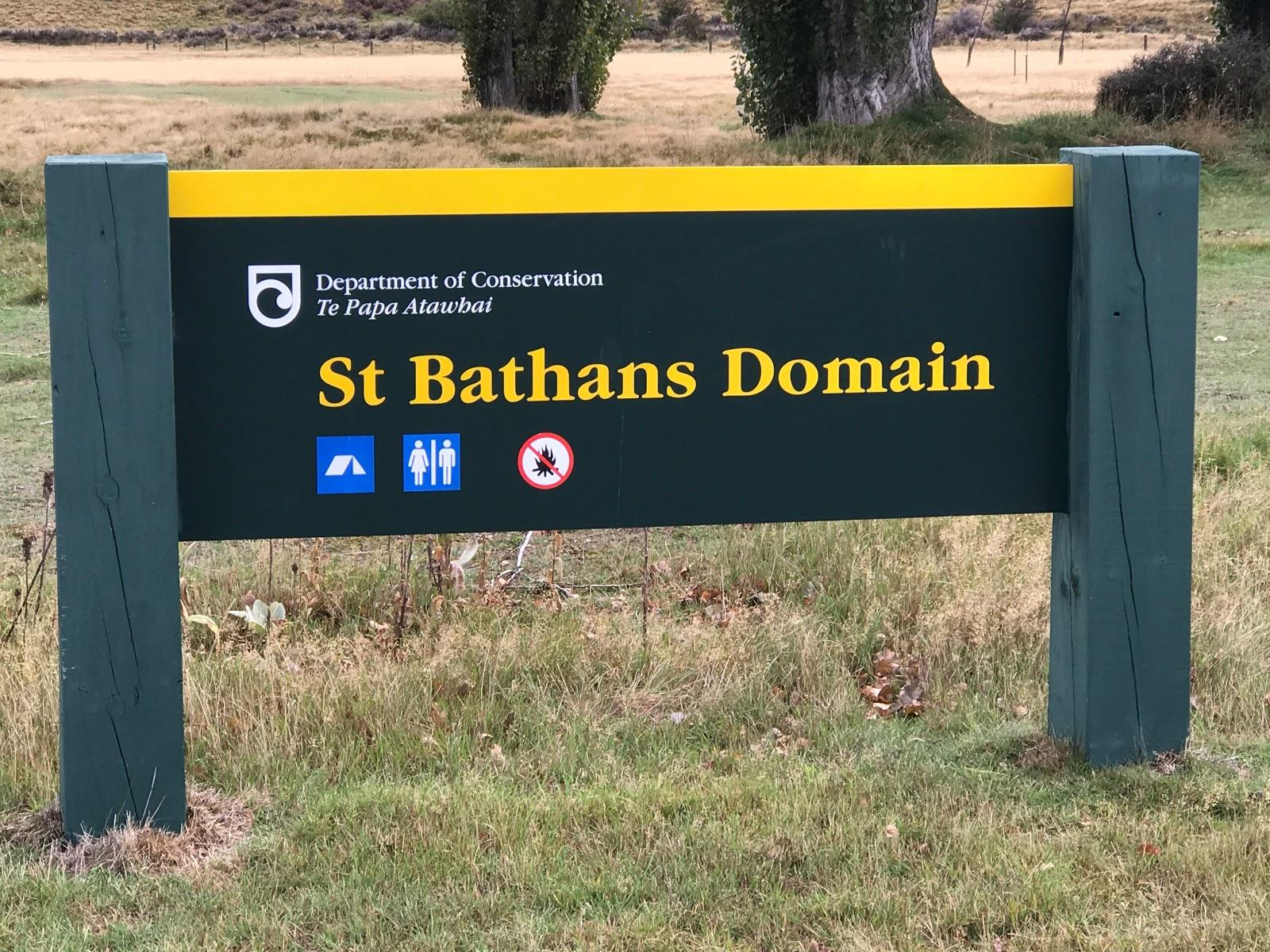 St Bathans Domain Campsite