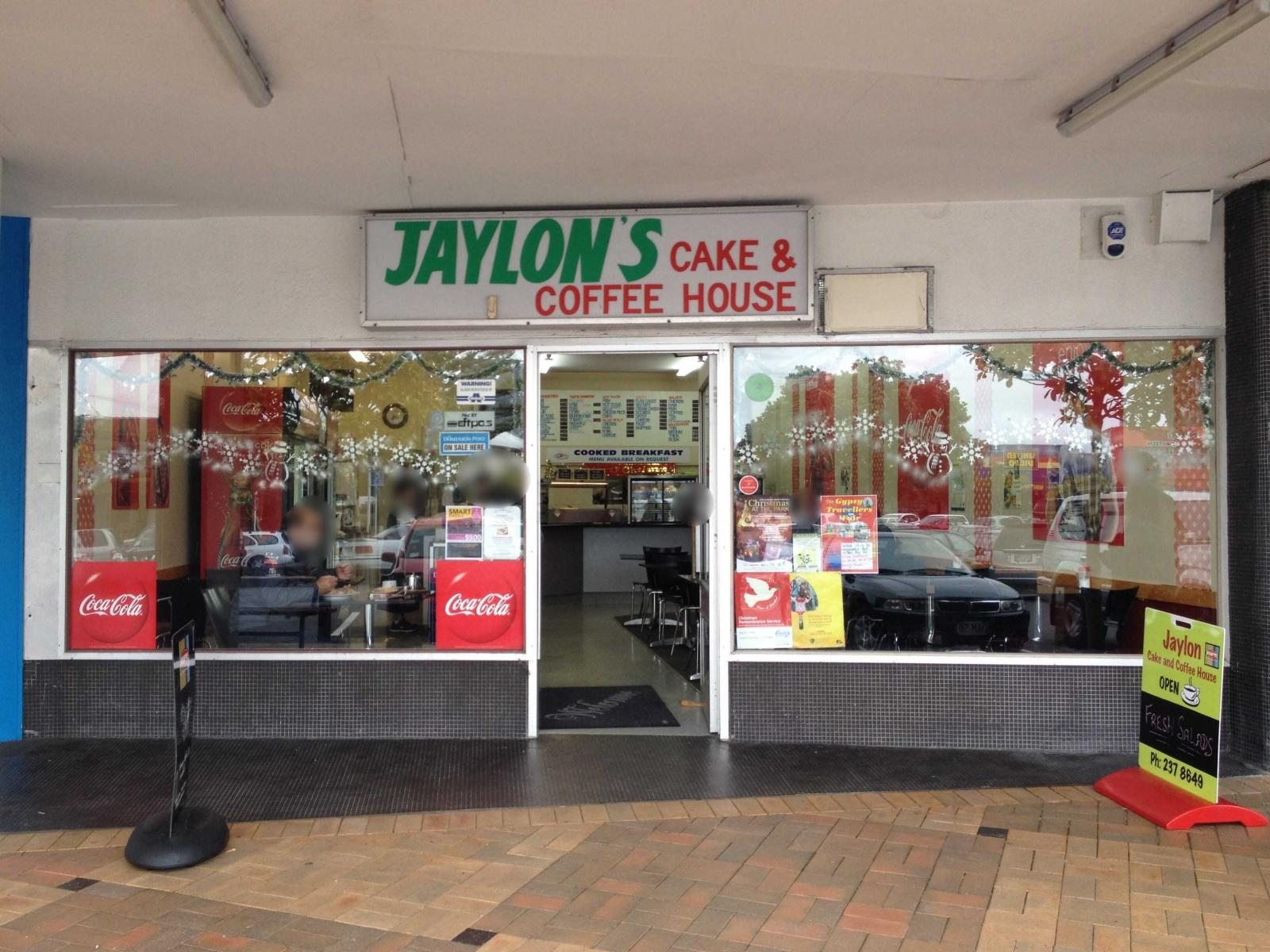 Jaylons Cake & Coffee House