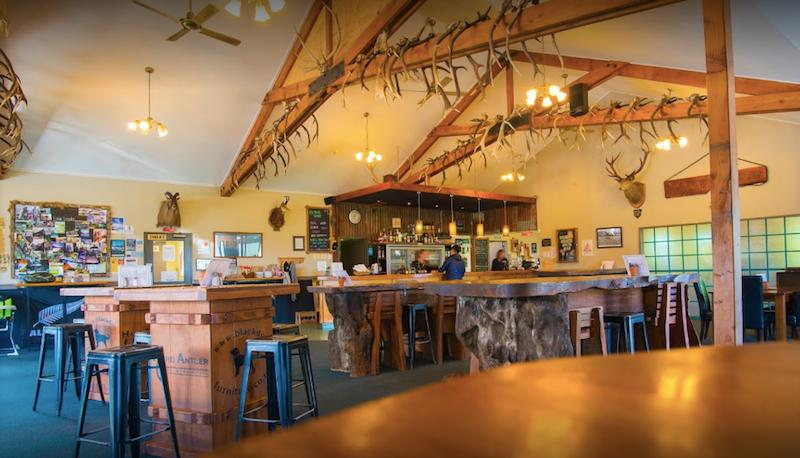 The Hard Antler Bar And Restaurant