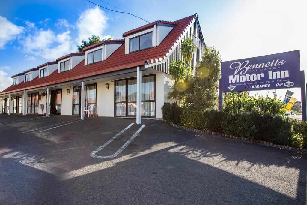Bennetts Tauranga Motor Inn