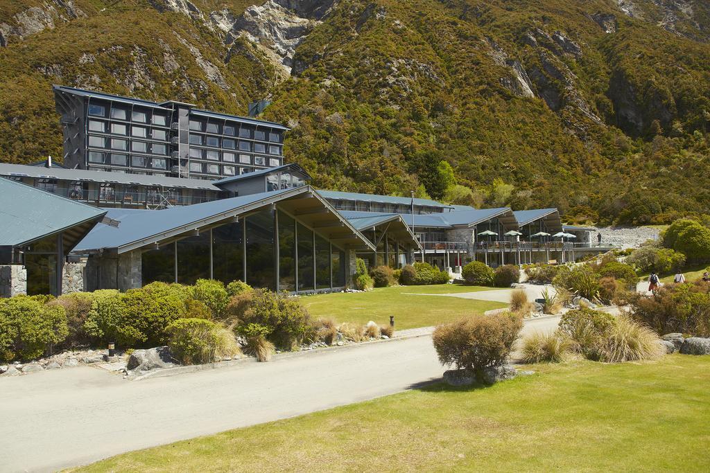 Hermitage Aoraki Mount Cook