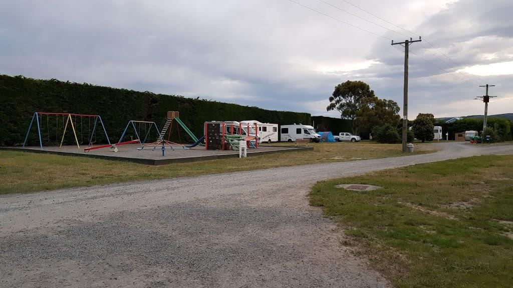 Amberley Beach Camping Ground